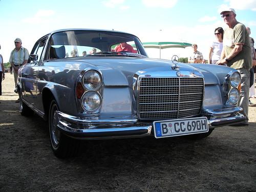 1969 Mercedes Benz 280 Se 3.5 Cabriolet. Mercedes-Benz 280 SE Coupe