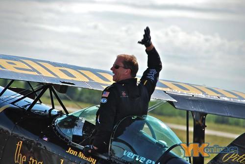 Yellowknife Air Show 2010