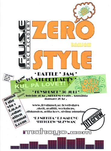 mahoyo zero style
