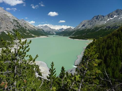 Lago S. Giacomo di Fraele