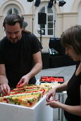 photoset: Kunstraum Niederösterreich: Twilight Zone. Eröffnung & Party