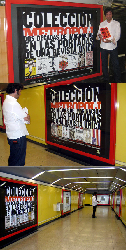 Fotos Metro _ Colección Metrópoli_Rodrigo Sánchez 087