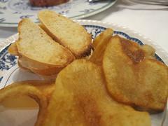 Patatas para el Steak Tartar