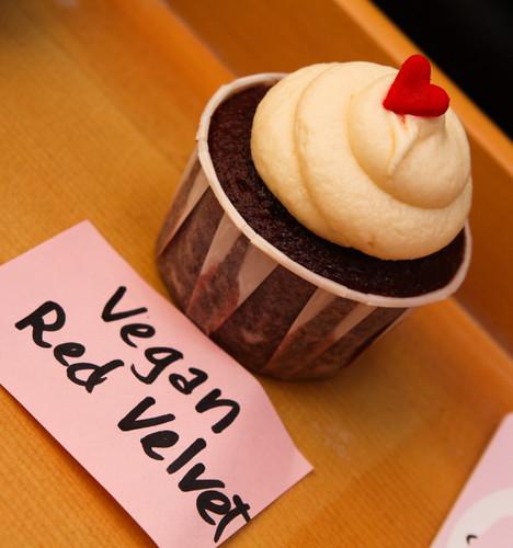 Vegan Red Velvet