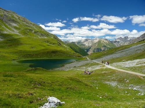 Lago dell'Alpisella
