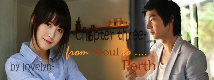 from Seoul to ... Perth-- by Lovelyn  4848225447_e55a3e5450_b
