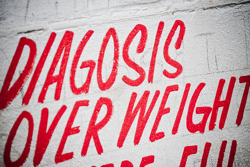 Jozi walkabout - Diagosis Overweight