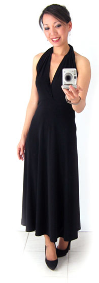 www.ciaobellatravel.com.au - Sacha Drake Ultimate Black Dress