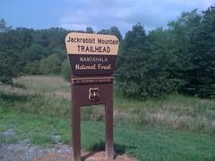 Jackrabbit Sign