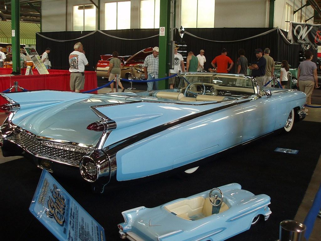 John D'Agostinos custom-made 1959 Cadillac Eldorado Seville