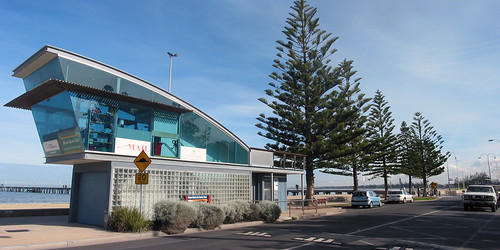 Altona Beach Lifesaving Tower A