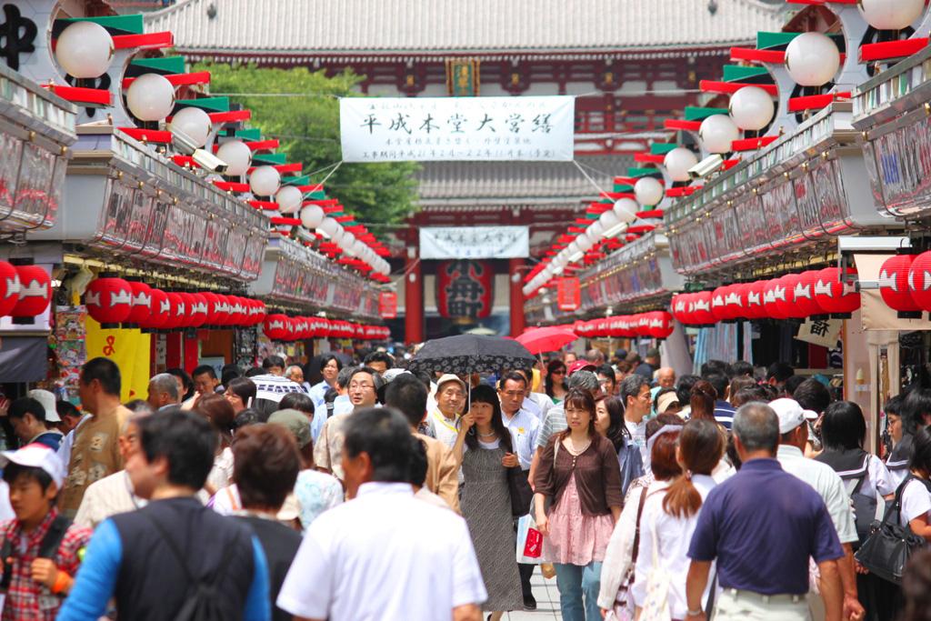 Asakusa walking guide (2)