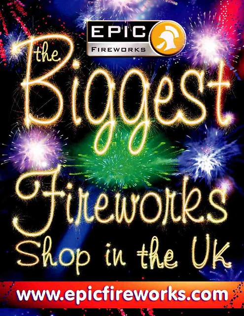 Epic Fireworks - The Biggest Fireworks Shop In The UK