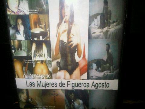 Las mujeres de Figueroa Agosto