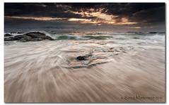 Swash!! (danishpm) Tags: ocean seascape beach rock clouds sunrise canon australia wideangle nsw aussie aus 1020mm manfrotto sigmalens supershot eos450d 450d mywinners platinumphoto kingcliff sorenmartensen tweedarea hitechgradfilters 09ndreversegrad