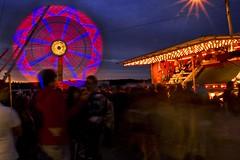 Ferris Wheel (Zach Bonnell) Tags: carnival festival night newfoundland ferriswheel canonxt gander cobbspond tamron1750f28 ganderday