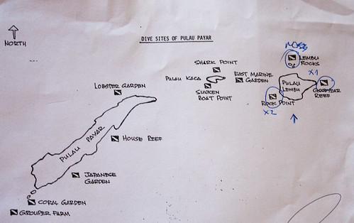 Pulau Payar islands