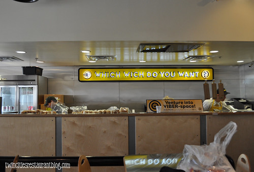 Sanwich Makers @ Which Wich ~ Austin, TX
