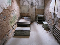 East State Penn Cell Furniture (Mr.J.Martin) Tags: pennsylvania prison easternstatepenitentiary penitentiary cellblock easternstate prisoncell prisonwalls abandonedprison prisonward prisoncelldoor philadelphiaprison abandonedpenitentiary pennsylvaniapenitentiary prisondecay