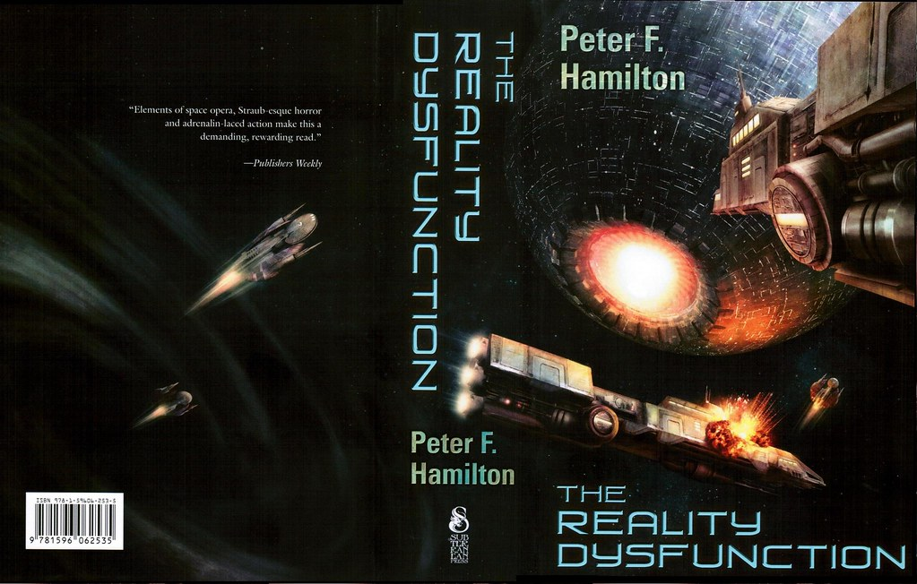 Hamilton, Peter F. - The Reality Dysfunction (2009 HB)