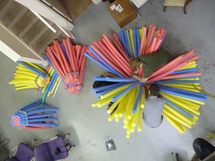 Installing the koosh in hackerdojo