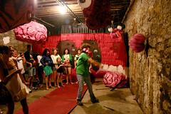"Factory 14s ""Eat It All"" opening on July 30, 2010 (Mattress Factory) Tags: art youth teen program mattressfactory arteducation heatherwhite factory14s"