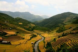 Hoa Binh  Landscape