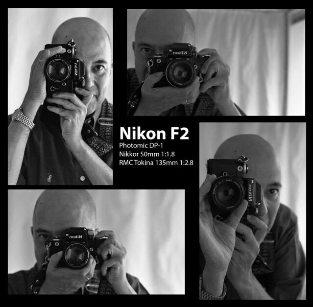Me and Nikon F2