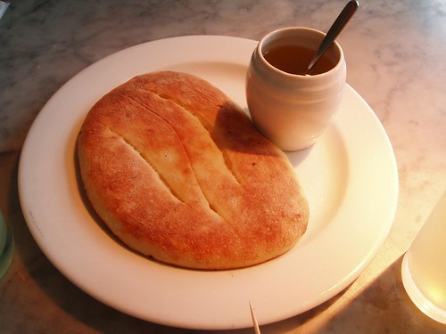 Bread & Garlic oil
