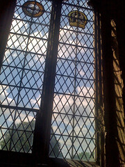 Faux Tudor window. (maggie jones.) Tags: london greenwich palace eltham