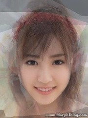 Morphed 7 faces
