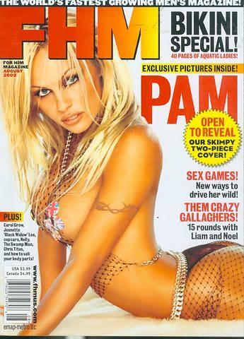 Pamela Anderson by Sebastien Benistant