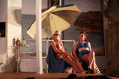 Onstage life on the Cote d'Azur in the 60s (JB photographer) Tags: summer music france festival opera performance classical provence vignette var cosi musique choral seillans cosifantutte cordiale musiquecordiale andrewstaples copyrightjonathanbarkerphotographer vignettearts andystaples