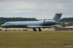 N550PM - 5252 - Private - Gulfstream G550 - Luton - 100726 - Steven Gray - IMG_8004