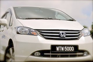 honda freed wtw5000 -