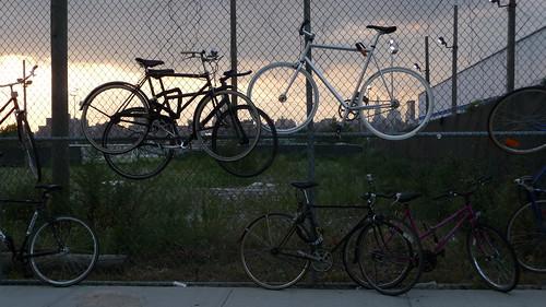 Williamsburg Bike Valet