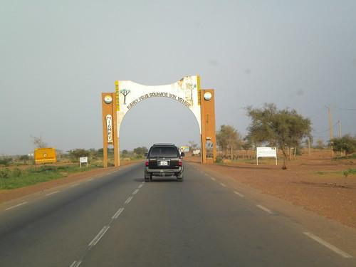 Bye bye Niamey