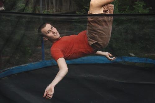 Ben Jumping 2