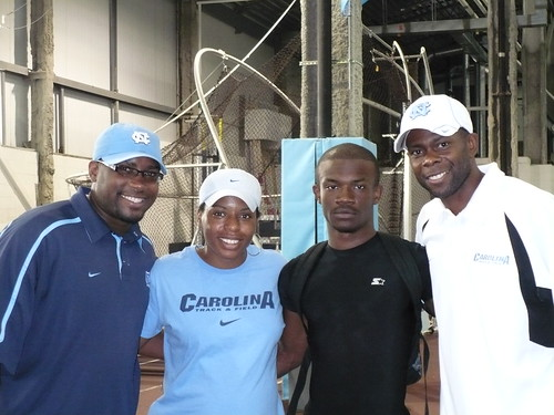UNC Track Camp 2010 - In Memory of Antonio Pettigrew (1967-2010)