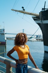 Zahra Femi - Ship Curves (willstotler) Tags: leica m8 leicam8 willstotler summicron35mmasph