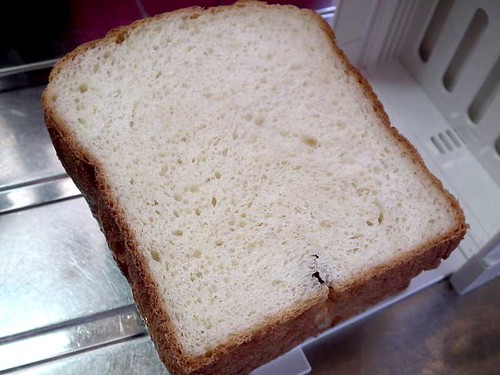 豆乳入りパン