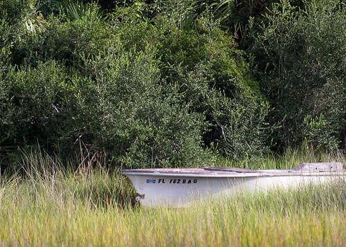 Cedar Key Cemetery's Boat Graveyard