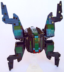 Jade Eclipse (Imagine) Tags: starwars ship lego scifi spaceship minifig minifigure moc bountyhunter fbtb mocmadness2010 bountyhuntership