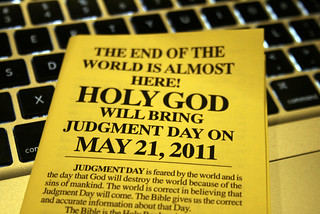 Judgement Day on May 21, 2011
