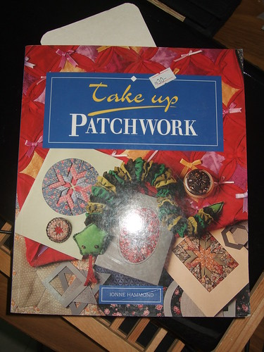 Take Up Patchwork book