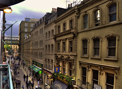 Embankment via Villiers Street