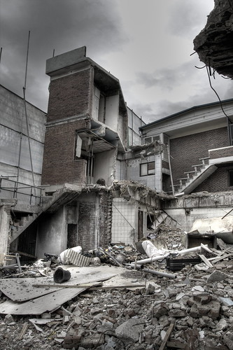 Rubble HDR