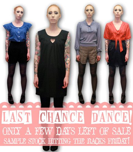 last chance dance