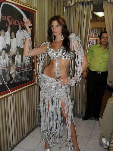 traje tipico de eva arias miss republica dominicana 2010
