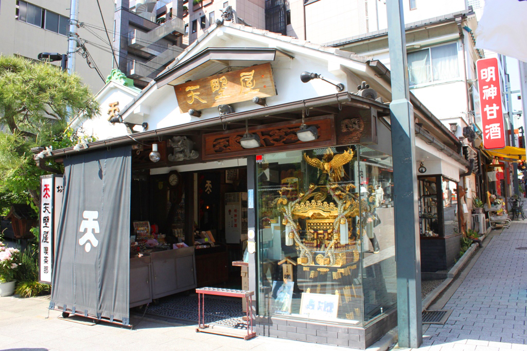 The art of the walk for gastronome in Kanda (37)